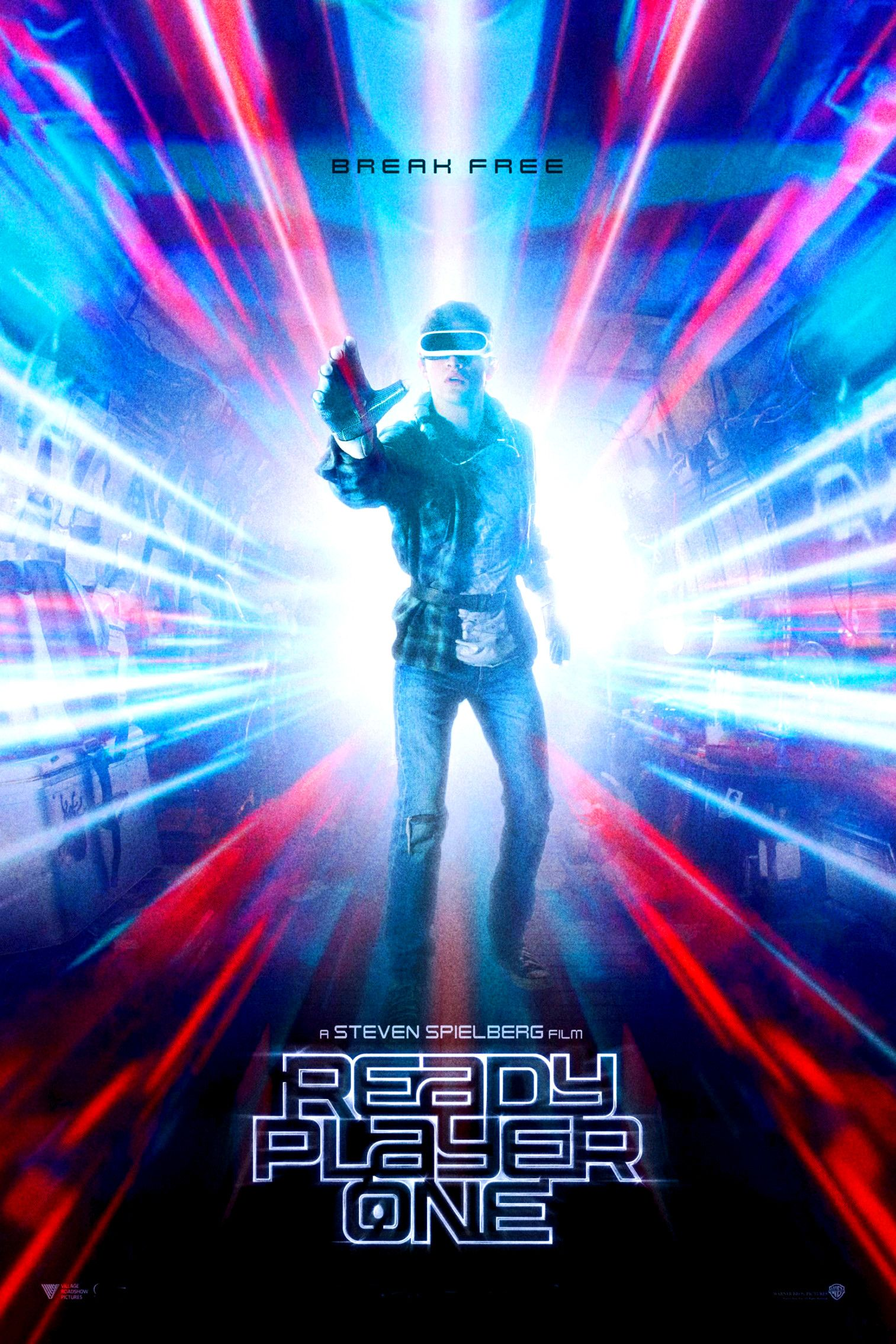 Ready Player One | Movie Art Poster I | Ready Player One ...