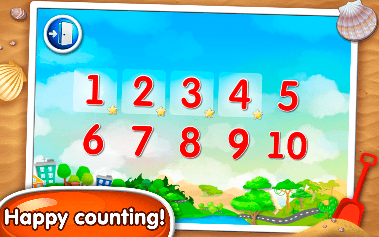 Math Count And Numbers For Kids Learning Is Easy Fun