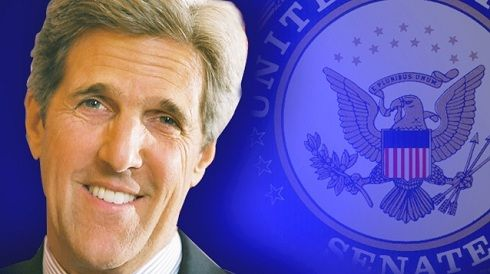 Senate Panel Approves Kerry Nomination