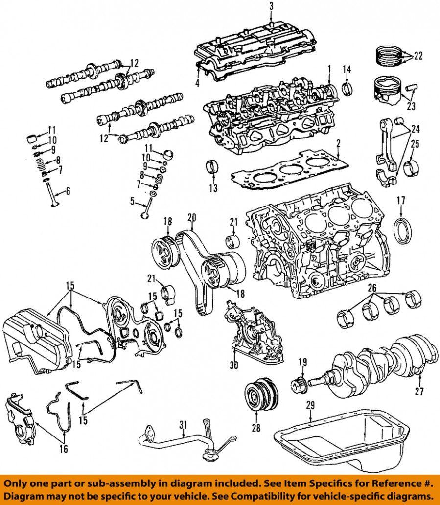 Piston Engine Diagram Toyota Di 2020