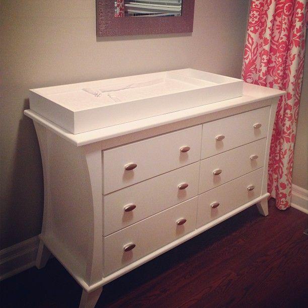 Long Beach Dresser by College Woodwork
