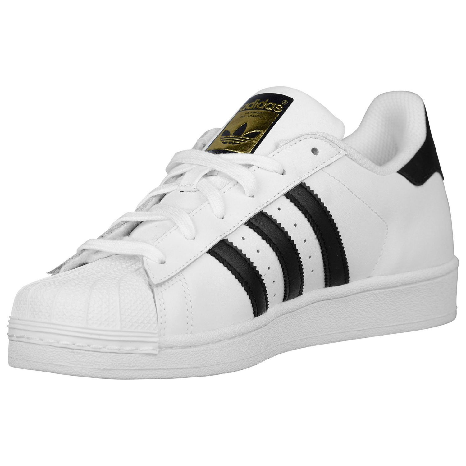 adidas Originals Superstar - Women\u0027s - Basketball - Shoes -  White/Black/White