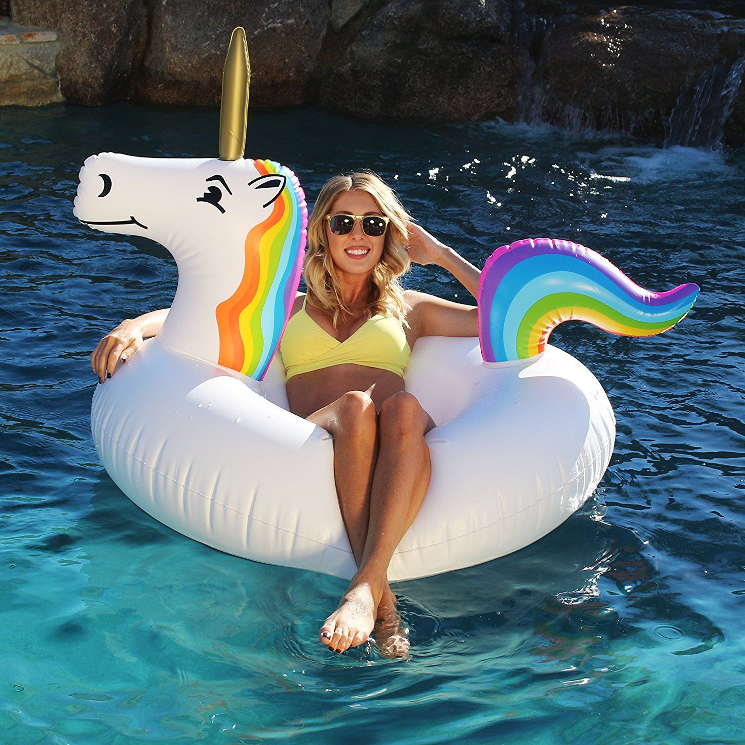 10 Best Pool Floats to Travel With This Summer