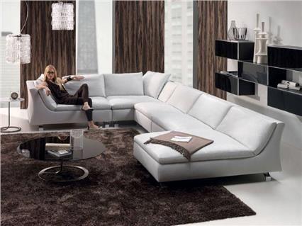Natuzzi Italia DIVANI FASHION Sofa, Minimalist room