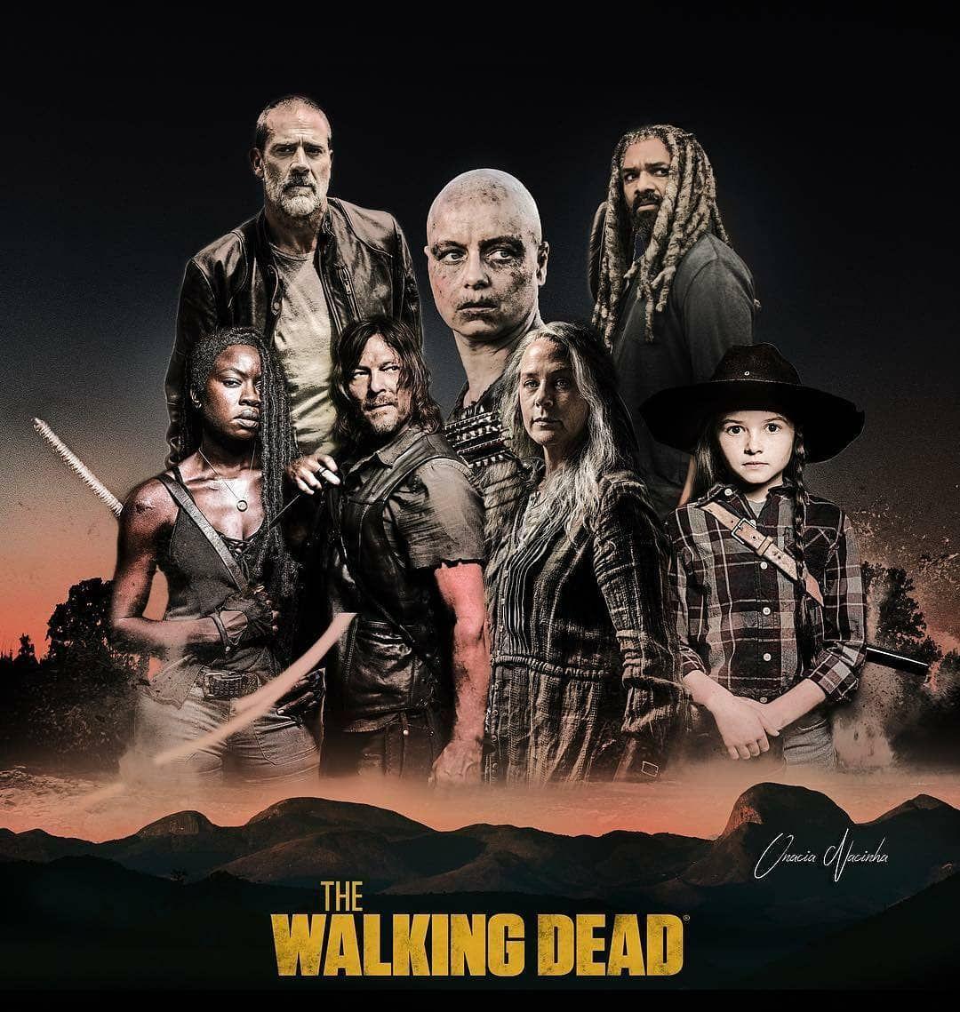 Square Up Onacianacinhaart The Whisperers The Walking Dead S9b Twd Behindthescenes Walking Dead Characters Amc Walking Dead The Walking Dead