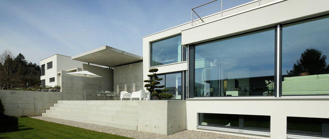 gez hmte architektur architecture pinterest moderne h user einfamilienhaus und schweizer. Black Bedroom Furniture Sets. Home Design Ideas