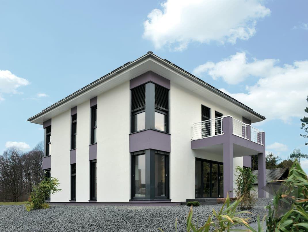 17 Best Ideas About Streif Haus On Pinterest | Home Designs Außen ... Glastrennwand Innengarten Luxus Haus