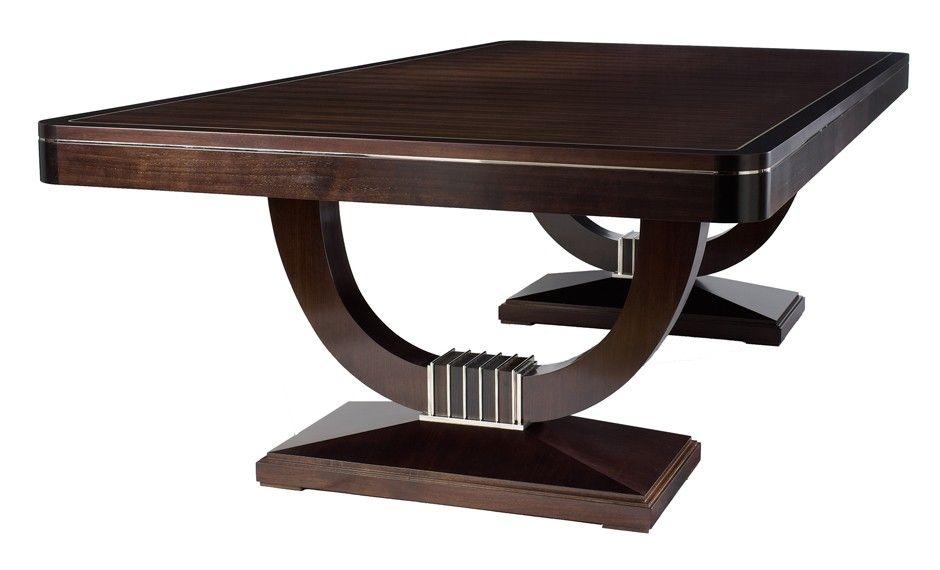 art deco furniture art deco dining table decorating pinterest