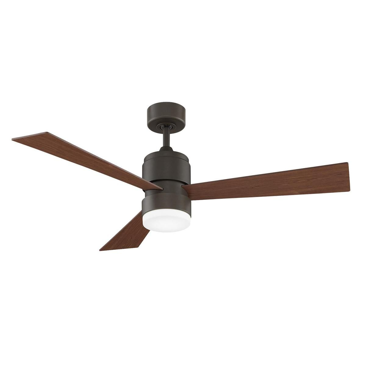 54 Quot Indoor Outdoor Modern Cylinder Led Ceiling Fan 369 00