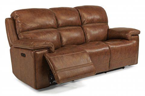 Fenwick | Home | Leather reclining sofa, Reclining Sofa, Sofa