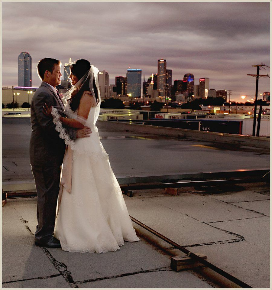 Finish Your Wedding Night With A View Of The Dallas Rachel Events Planner