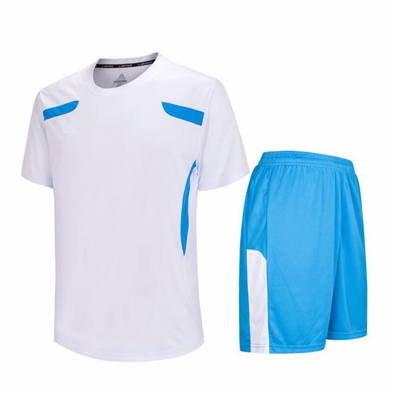 Youth Kids Soccer Jerseys Set Men s 2018 Survetement Football Kits Boys  Child Futbol Training Sport Suit 0bc364fcc