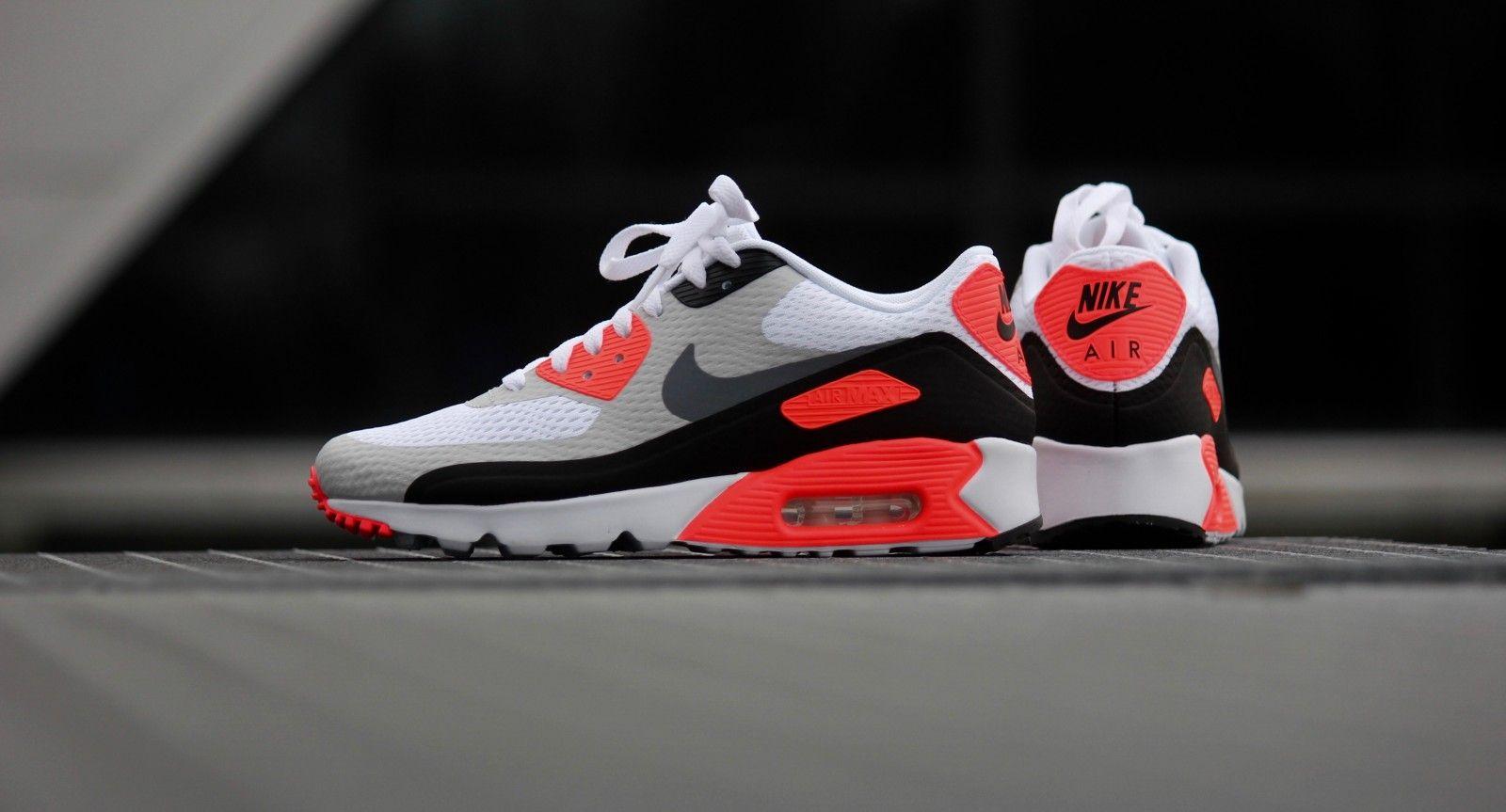 Nike Air Max 90 Essential Infrared | HiConsumption