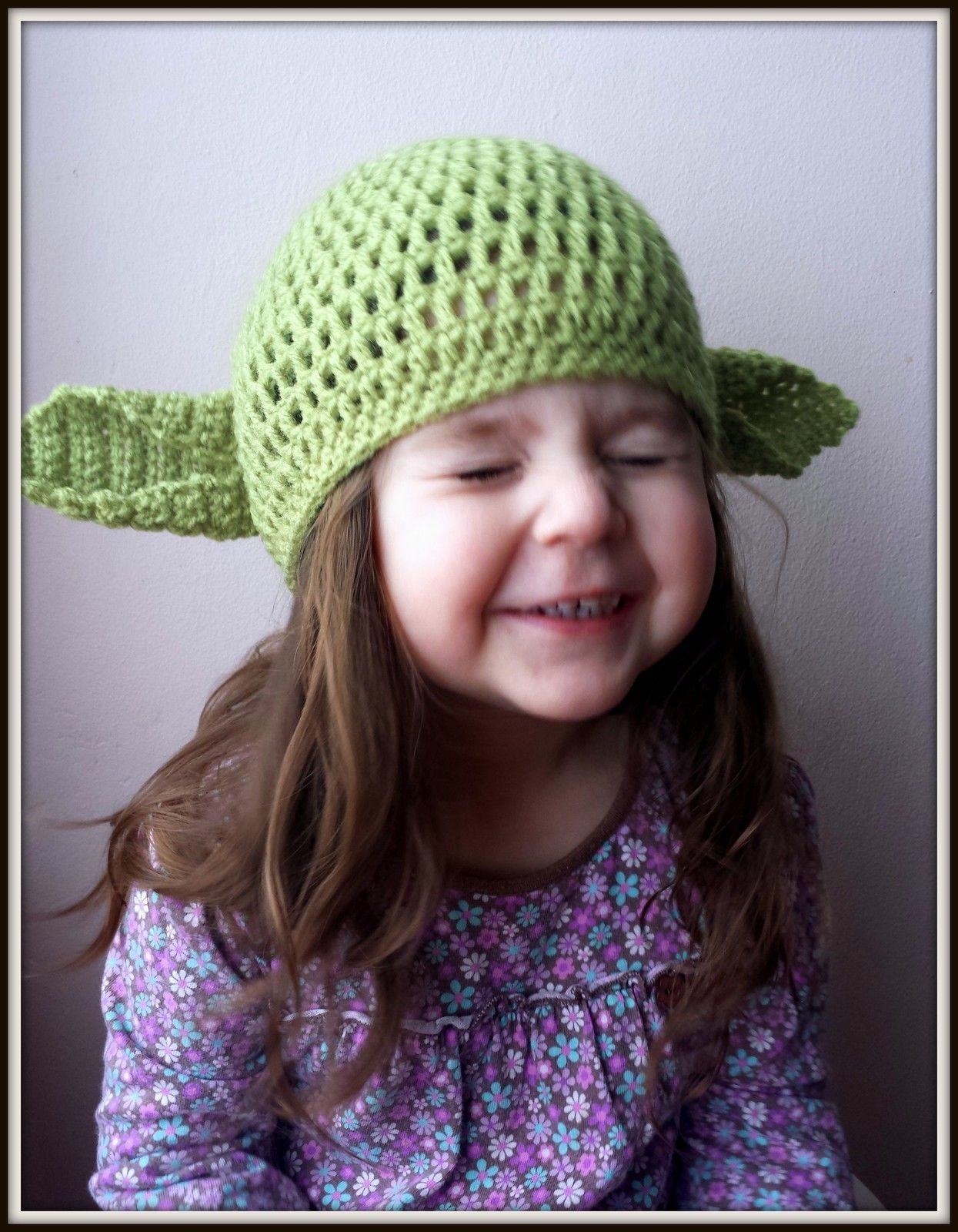 e642147ab57 ... usa crochet green star wars baby yoda hat photo props costume 3 6 months  to adult