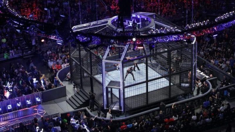 Date & location announced for WWE Elimination Chamber pay