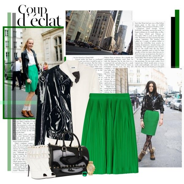like the skirt & the ring:)