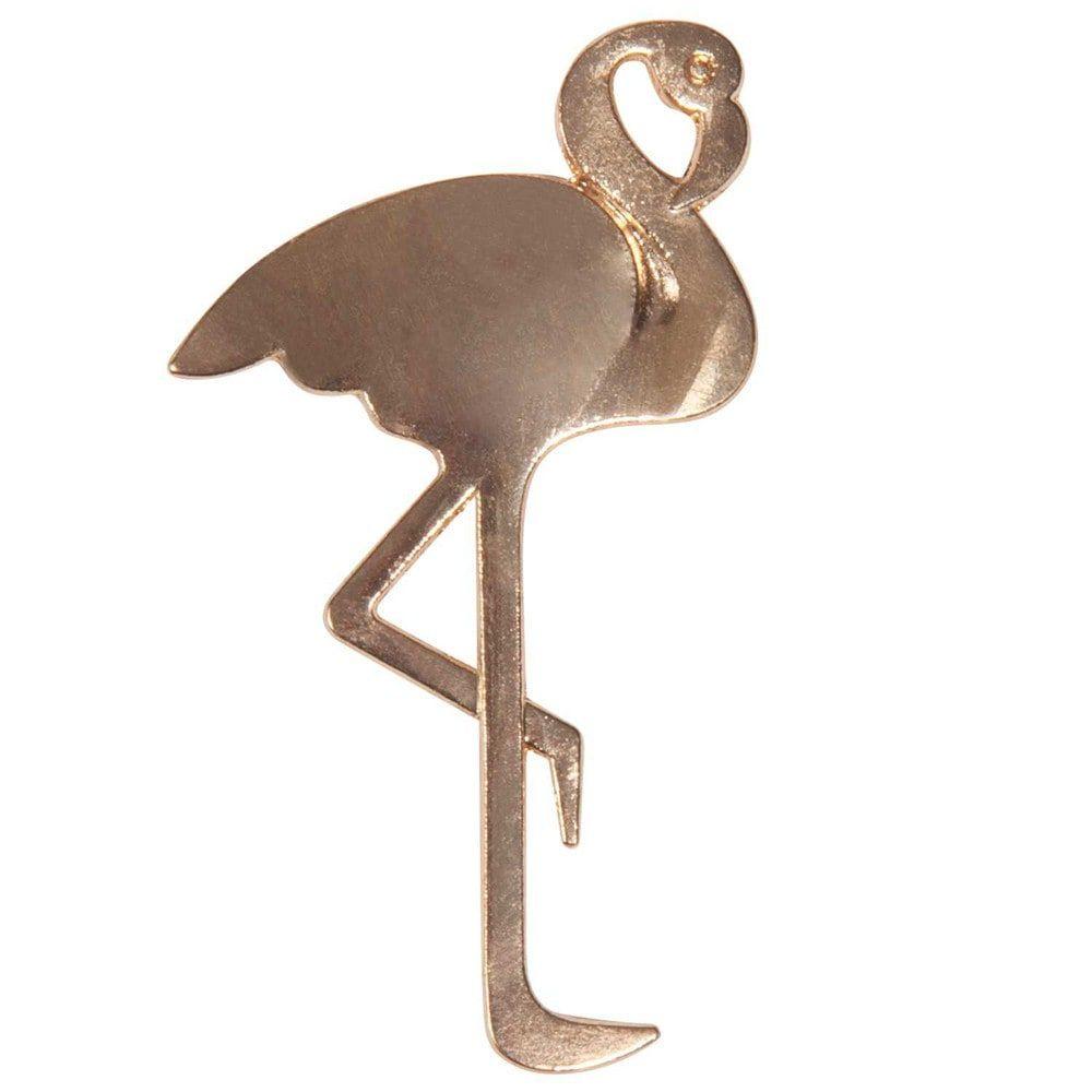 Creer Salle De Bain Dans Une Chambre ~ Magnet Flamant Rose Gold D Co Pinterest Accessoire Deco