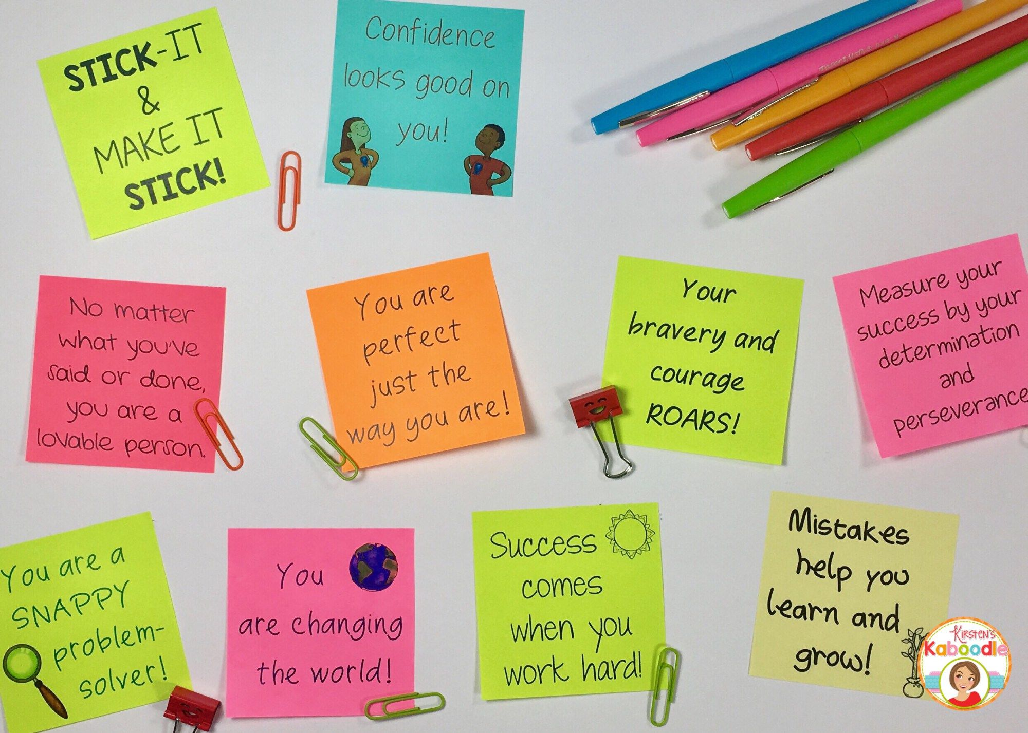Image result for perseverance post-it