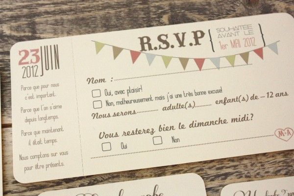 1000 images about mariage invitations et papeterie on pinterest carnival wedding wedding and rustic wedding invitations - Faire Part Mariage Guinguette