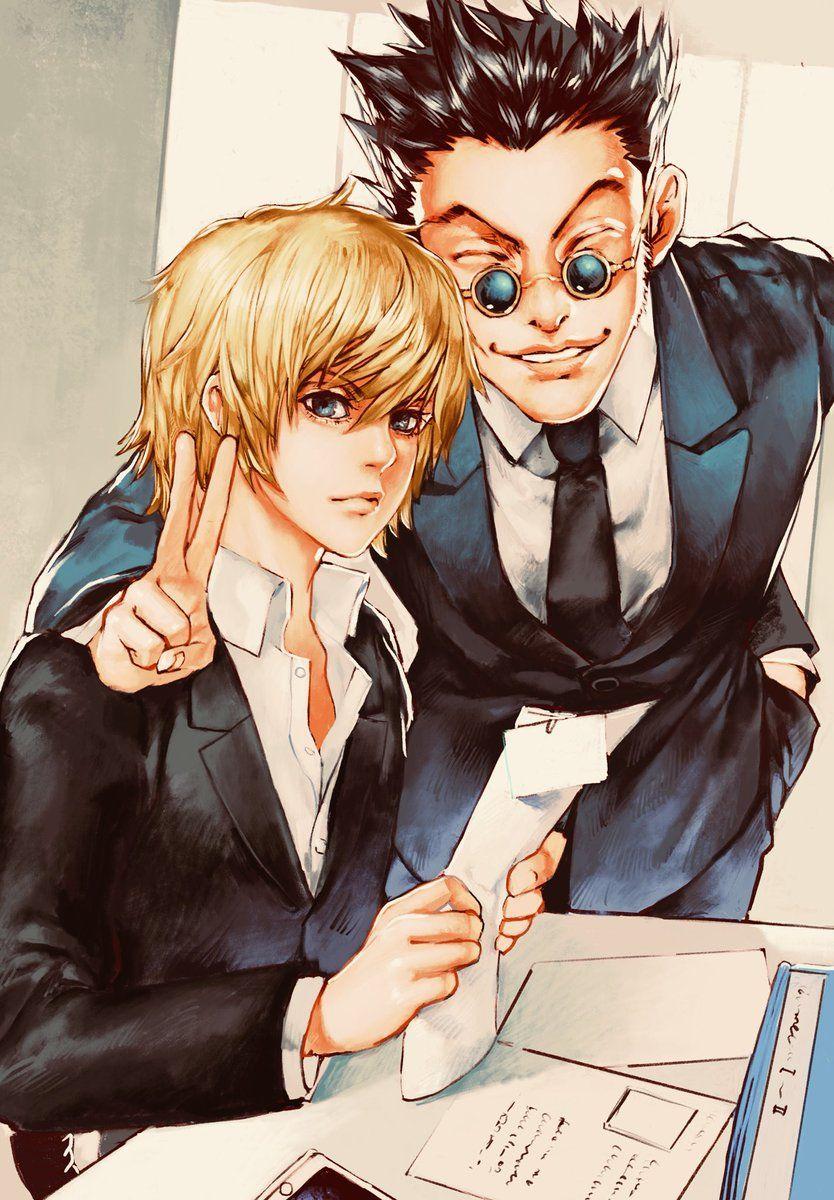 あやの on Twitter in 2020 Hunter anime, Hunter x hunter