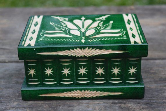 Secret compartment Puzzle boxes, Husband Christmas gift with