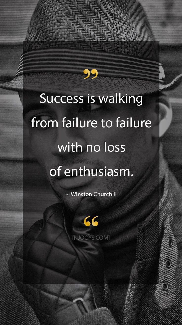 Positive Farewell Quotes Winston Churchill. QuotesGram |Powerful Quotes About Failure Churchill