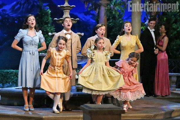 The Sound Of Music Live Take A Peek At Dress Rehearsal Photos Sound Of Music Costumes Sound Of Music Live Sound Of Music