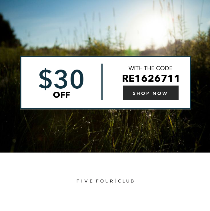30 off first order five four club coupons pinterest promotion