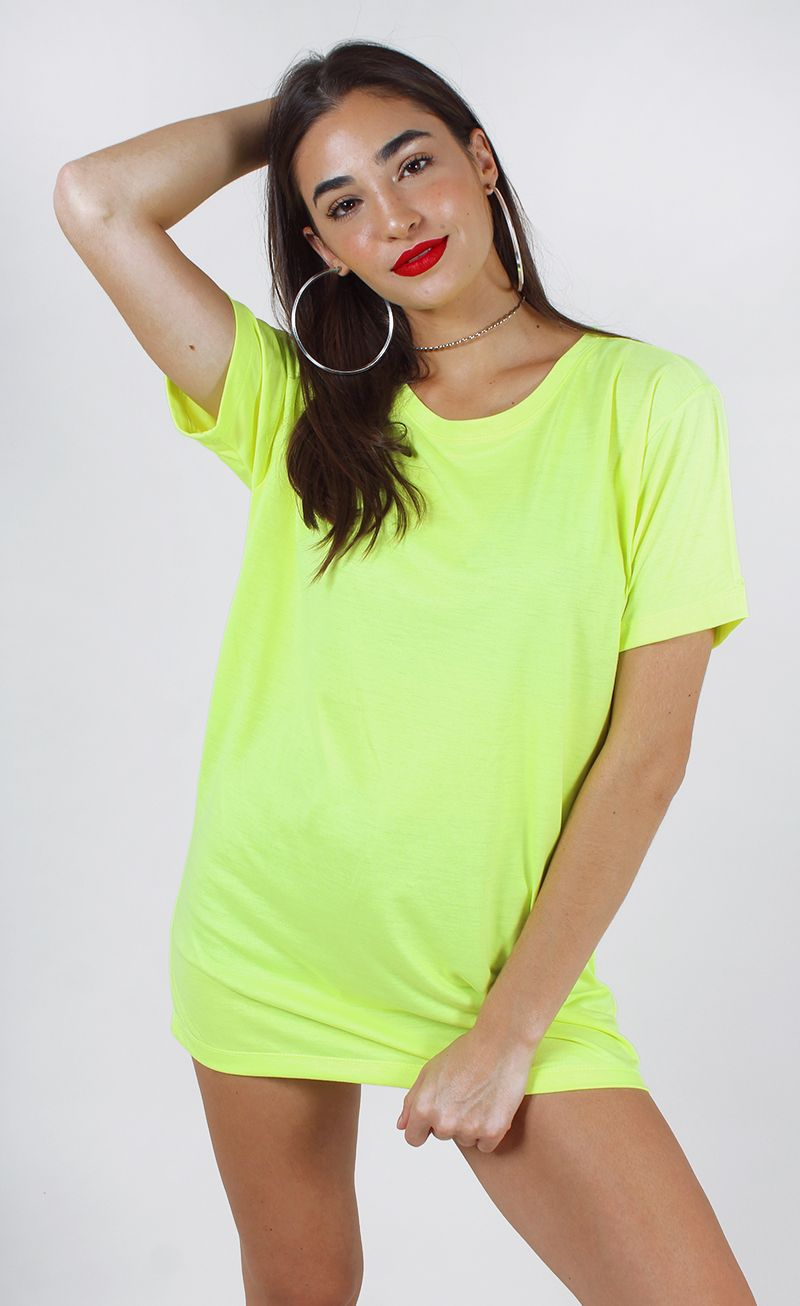 08a17effe this is FASHION NEON - t-shirt manu neon verde  lojafashioncloset ...