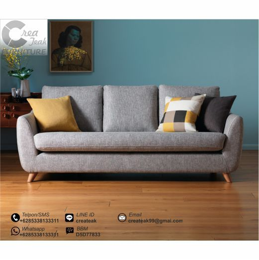 retro sofa Sofa Vintage Minimalis WatsonSofa Minimalis Retro, Sofa Vintage  retro sofa