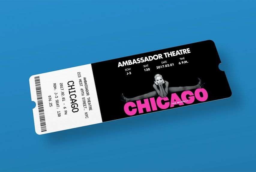 Free Entry Ticket Mockup Free PSD | DownloadMockup.com | #free ...
