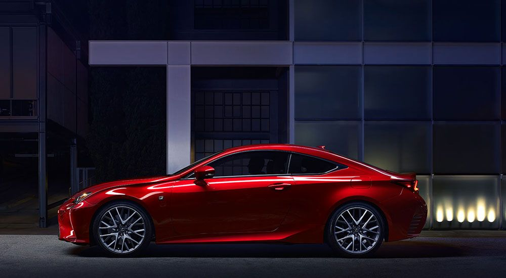 Four Lexus Models Earn Iihs Top Safety Pick Awards Lexus Models Lexus Lexus Dealership