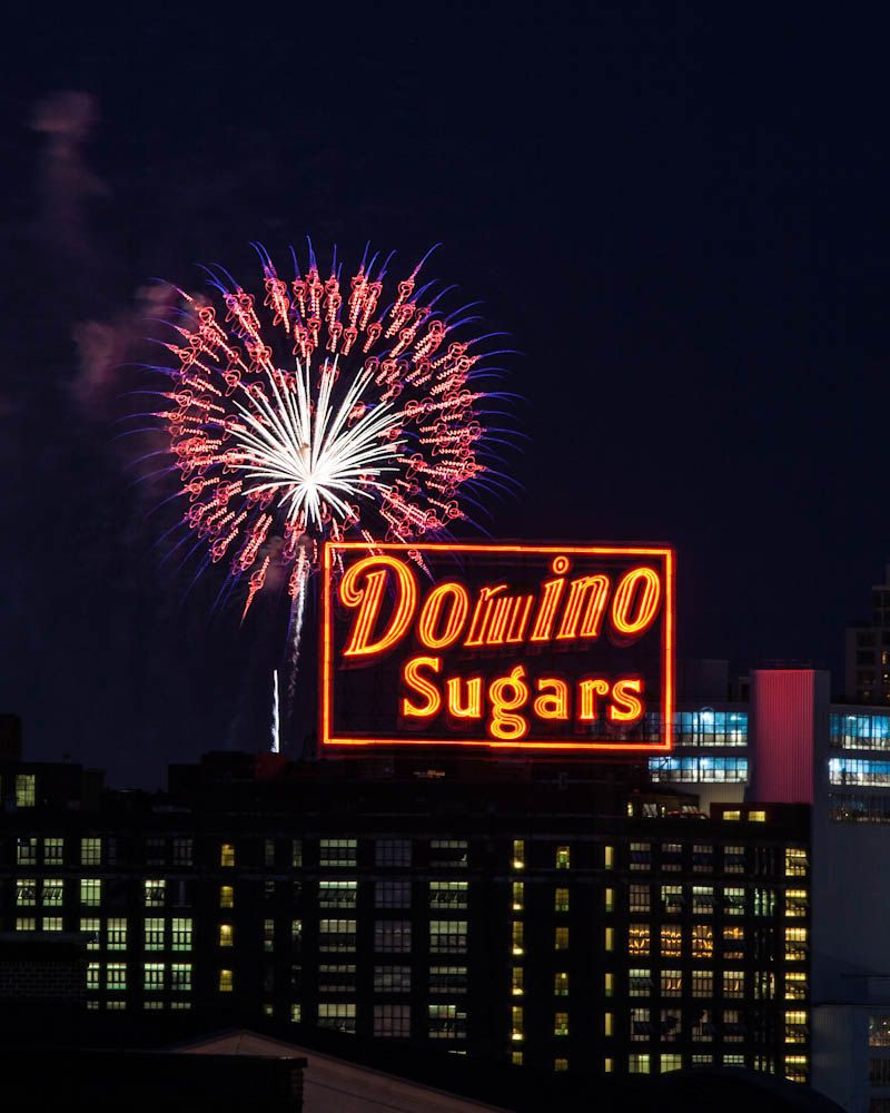 baltimore skyline sailabration ft mc henry fireworks over domino fireworks over domino sugar sign