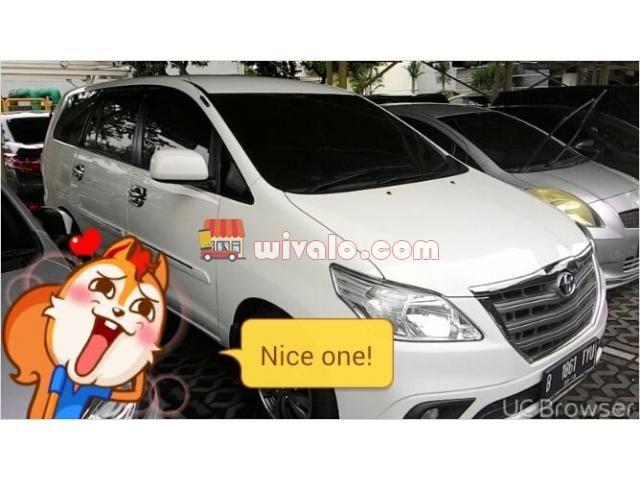 Jual Toyota Kijang Innova Diesel Kijang Mobil Bekas Mobil