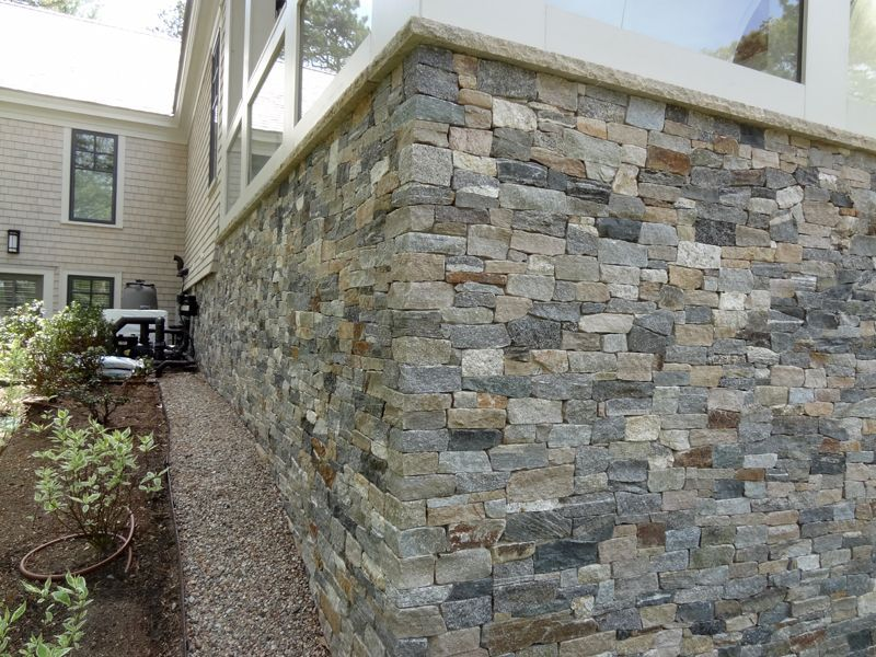 Boston Blend Ledge Stoneyard Stone Veneer Siding Stone Veneer Panels Stone Veneer