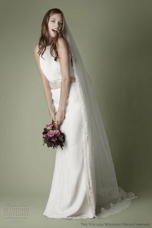 60s wedding dresses style