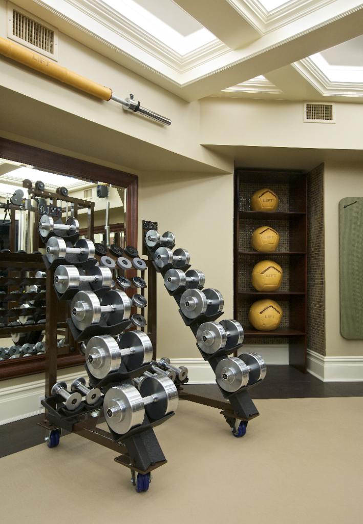 Luxury Home Gym Home Gym Design At Home Gym Luxury Homes