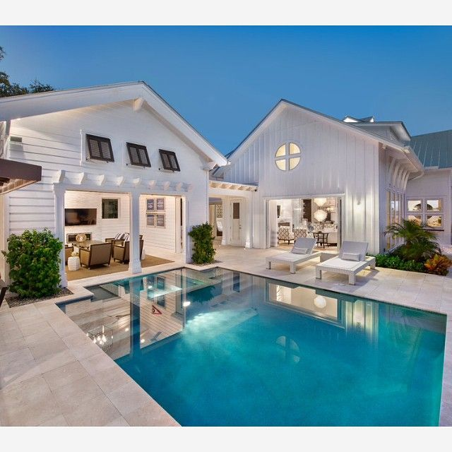 Pool Shapes Features Design Options House Pool Houses