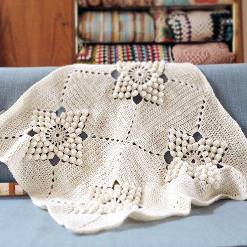 Download Smitten Blanket Crochet Pattern (FREE)