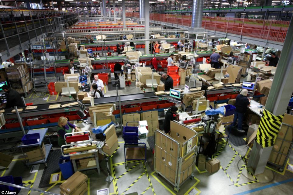 Understanding E Commerce Fulfillment Ecommerce Warehouse