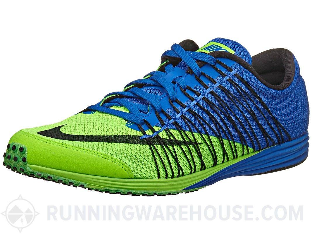 Nike LunarSpider R5 Men's Shoes Green/Cobalt/Black