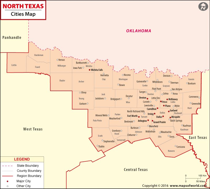 Map Of Central Texas Cities.North Texas Cities Maps Texas Map With Cities Map West Texas