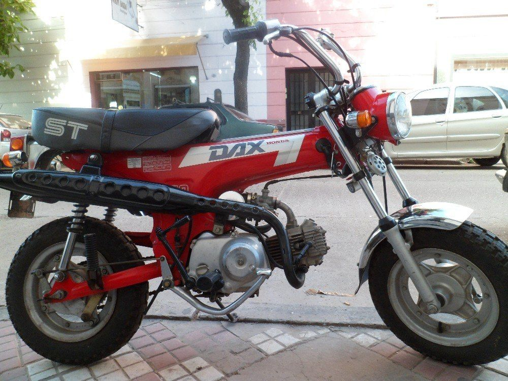 honda dax st 70 a o 91 motocicletas honda 70 cc pinterest honda mini bike and mopeds. Black Bedroom Furniture Sets. Home Design Ideas