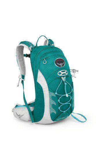 Osprey Packs Women's Tempest 9 Backpack, Tourmaline Green, X-Small/Small Osprey