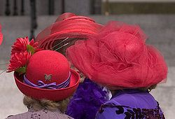 When I Am An Old Woman I Shall Wear Purple With A Red Hat That