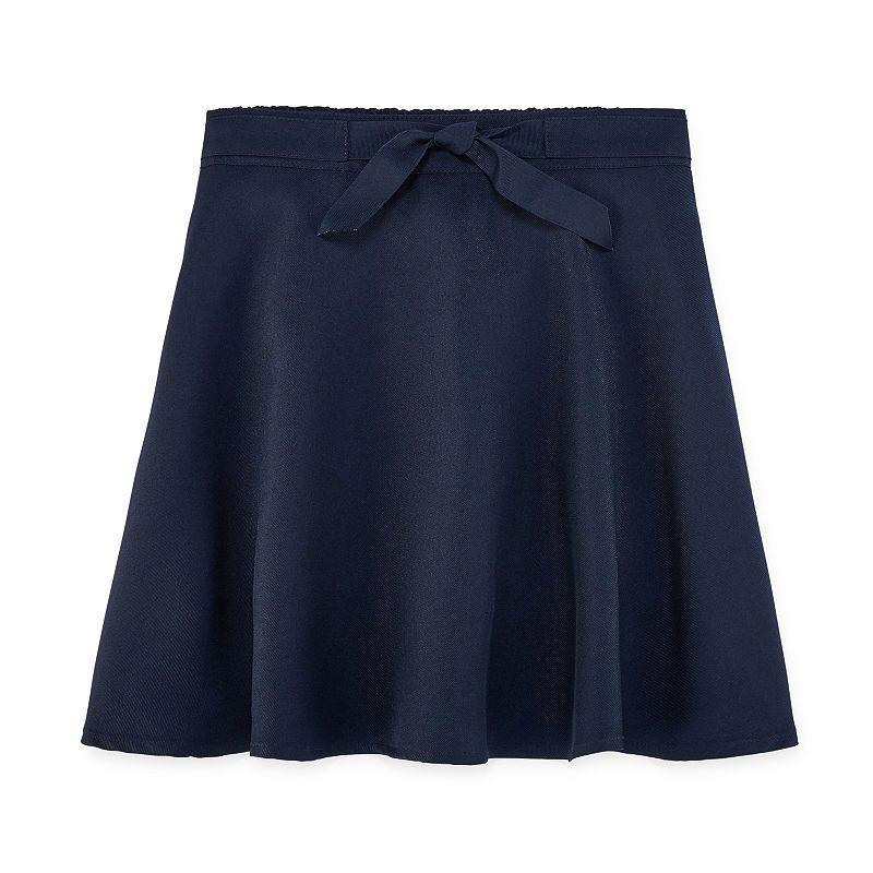 Izod Girls Size 6X School Uniform Navy Skirt Skort NWT NEW