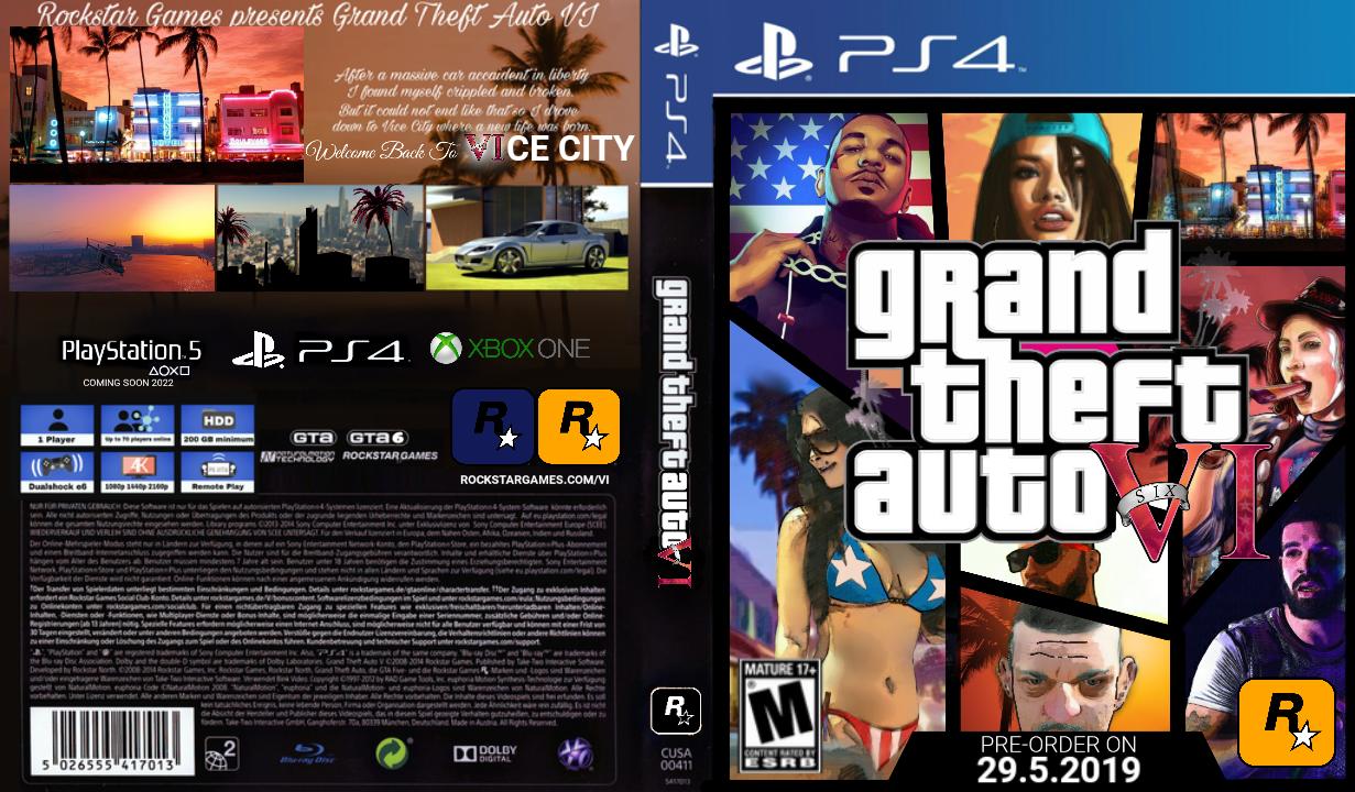 Gta 6 Why Did I Put A Fake Pre Order Title On Cover Gta6 Gta Grandtheftauto In 2020