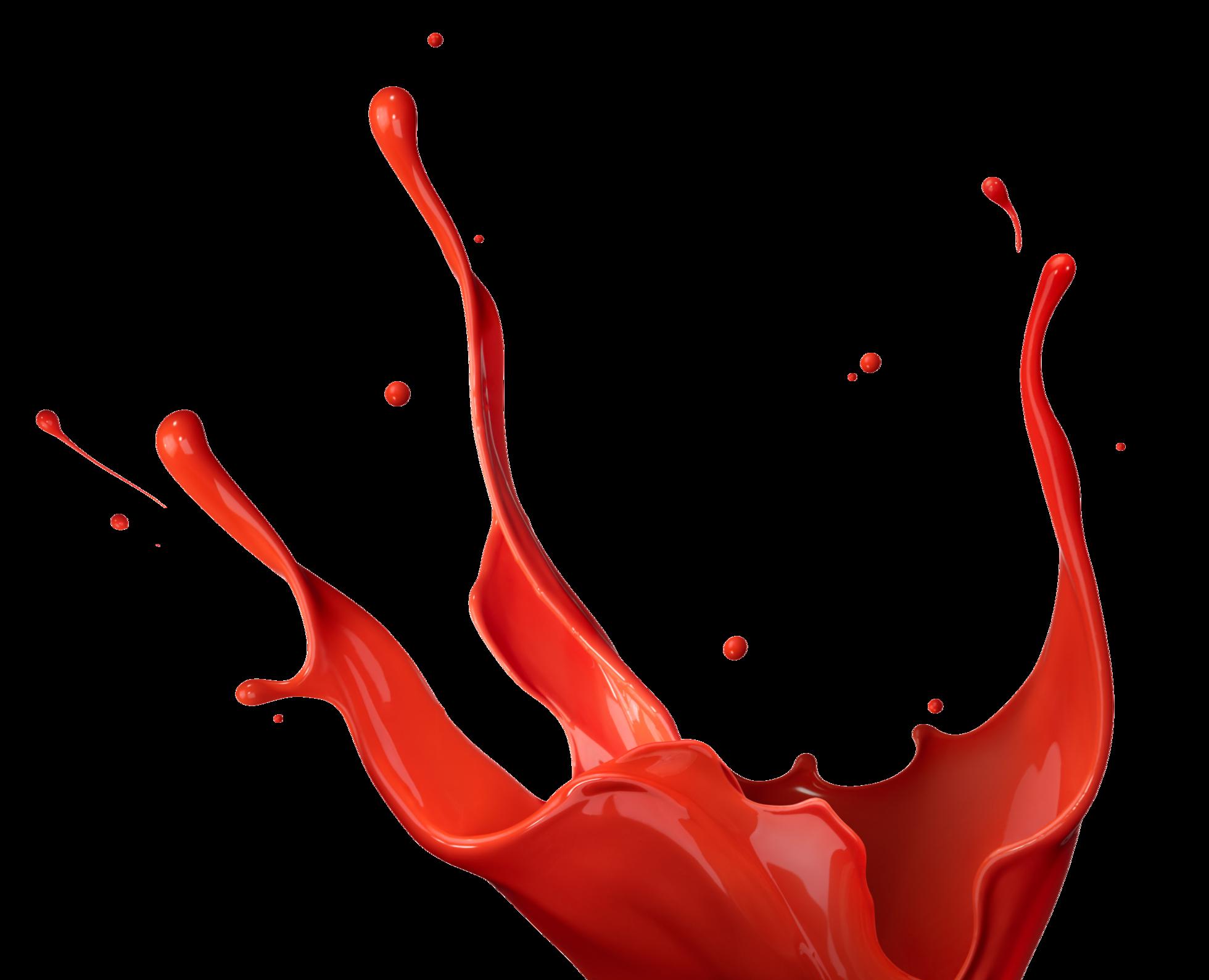 Paint Splat Paint Splash Red Paint Paint Drop