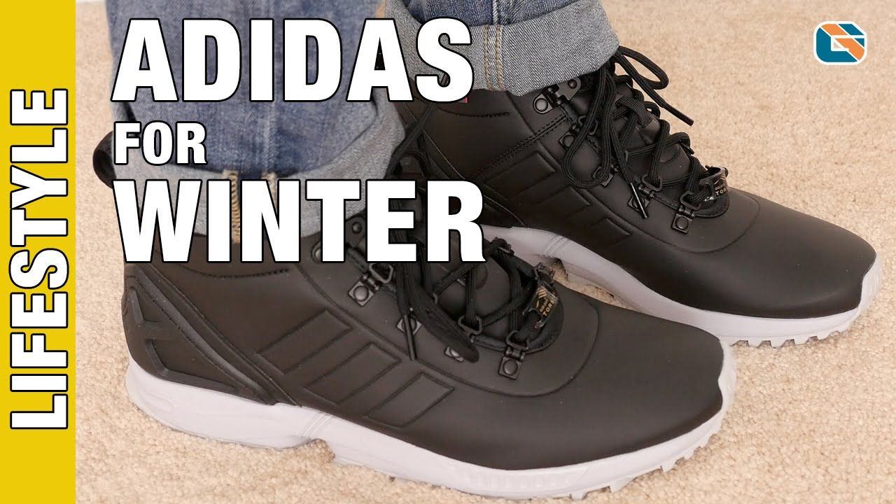 e9193fbbf Adidas ZX Flux Winter Boots S82928 Review