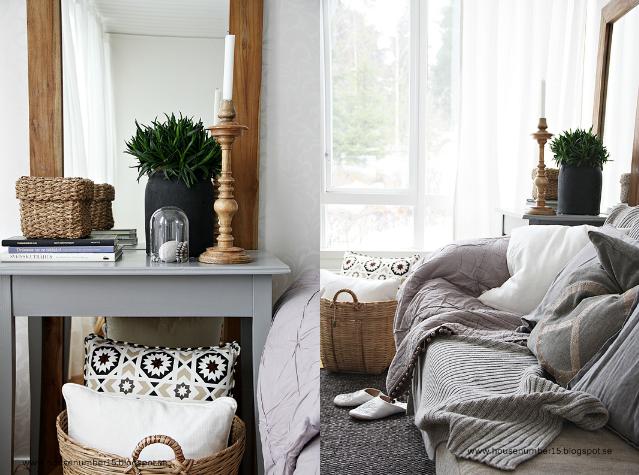 5 propuestas para decorar una mesa auxiliar la garbatella blog de decoraci n de estilo - Mesa auxiliar estilo nordico ...